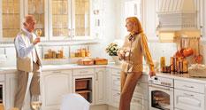 Kitchen Romantica