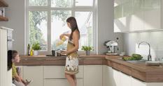 Cozinha Bicolor