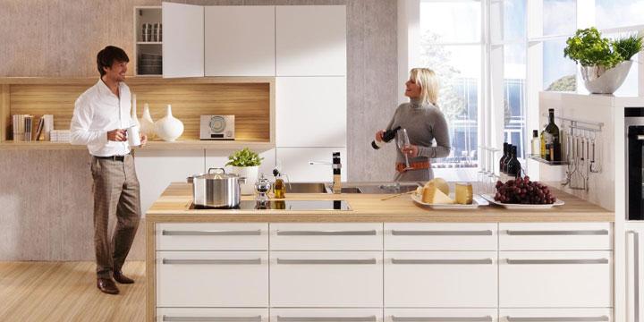 su3 kitchen soft lack. Black Bedroom Furniture Sets. Home Design Ideas
